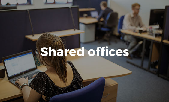 Shared offices and co-working at Bicester Innovation Centre
