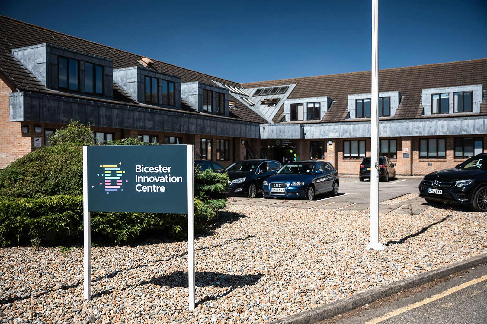 Office space and co-working at Bicester Innovation Centre
